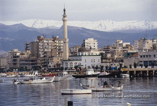 Tripoli Libanon
